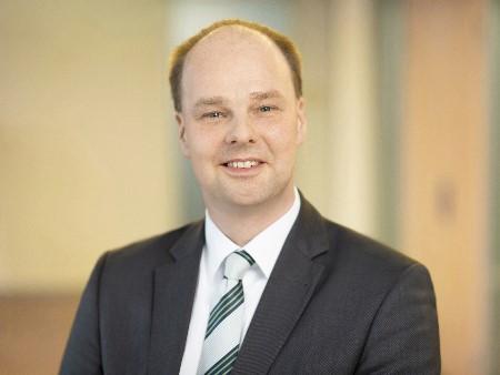Kommunalbetreuer Björn Muth