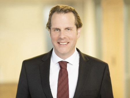 Kommunalbetreuer Jan Münch
