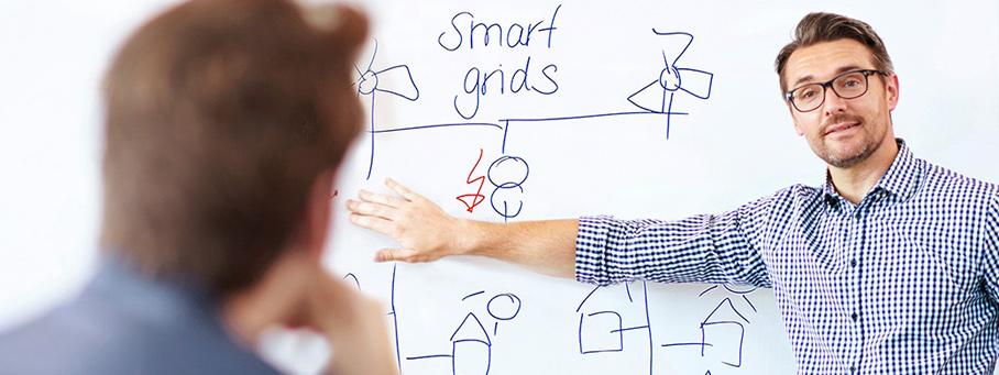 Smart Grid Solution EWE Netz