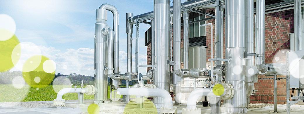 Erdgasnetz EWE Netz