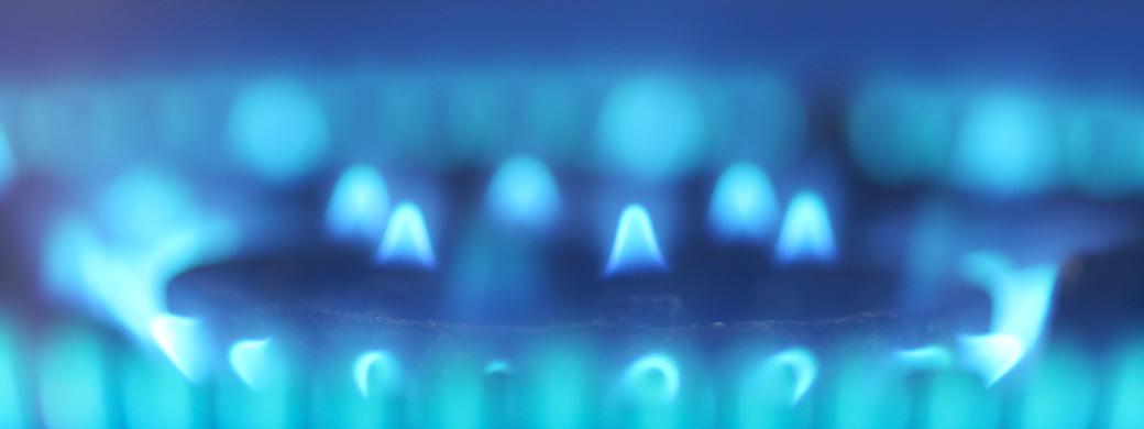 Gasflamme EWE Netz